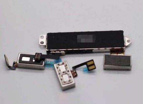 手机线性马达磁铁和线圈以及镀镍金属粘合UV胶应用