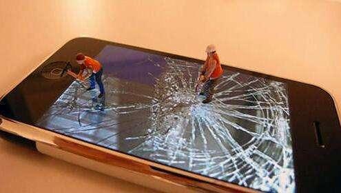 手机屏幕有裂痕?UV胶水能修复吗?